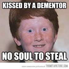 funny-ginger-kid-no-soul-meme-face.jpg via Relatably.com