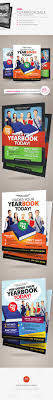yearbook flyer templates by kinzi graphicriver yearbook flyer templates commerce flyers