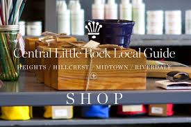 <b>Little</b> Rock Local Guide: Retail Shopping in the Heights, Hillcrest ...