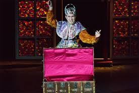 <b>Однажды в царстве-государстве</b> - Ёлка в ГИТИСе – cultshow.ru