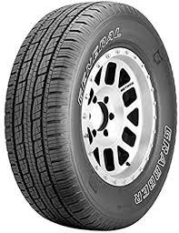 General Tire Grabber HTS60 all_ Season Radial Tire ... - Amazon.com