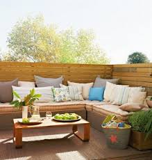living room terrace design examples