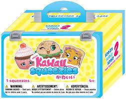 """<b>Мягкая игрушка антистресс Kawaii</b> """"Угощения"""", в ассортименте ..."""