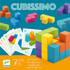 <b>Djeco</b> Настольная <b>игра</b> Кубиссимо — купить в интернет ...