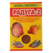 """<b>Корм</b> для рыб """"<b>Аква Меню</b>. <b>Радуга</b>-2"""", 25 г (895648) - Купить по ..."""