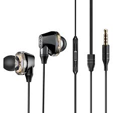 <b>Baseus Encok H10</b> Dual Moving Coil Dynamic Wired Earphones ...