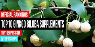 Best <b>Ginkgo Biloba</b> Supplements - Top 10 Brands Reviewed for <b>2019</b>
