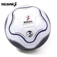 2019 REGAIL Size 5 <b>PU</b> Flower Shape Training Soccer Ball <b>Football</b> ...