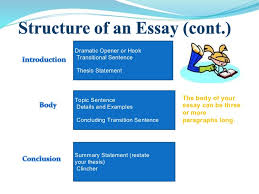 essay writing powerpoint   dramatic opener or hook transitional sentence