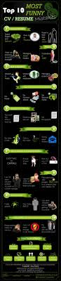 most funny mistakes made in resume or cv visual ly most funny mistakes made in resume or cv infographic