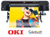 Digital Printers - Solvent Printers & Print/Cut - OkiData - American ...