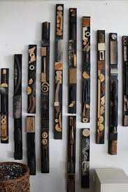 Statement Maker Original American Folk Art Wood Wall Sculpture ...