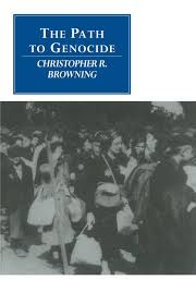 the path to genocide essays on launching the final solution the path to genocide essays on launching the final solution canto original series amazon co uk christopher r browning 9780521558785 books