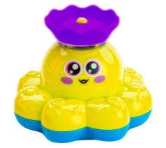 <b>Игрушка</b> детская для ванны <b>Фонтан</b>-<b>осьминожка Bradex</b> - купить ...