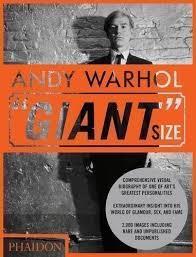 "Книга <b>Andy Warhol</b> ""Giant"" Size"