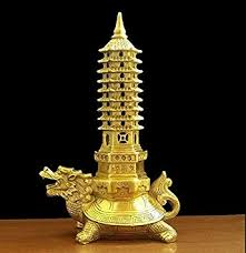 ZAMTAC Chinese feng Shui Dragon Turtle Collection ... - Amazon.com