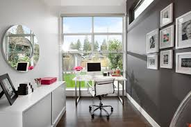 home office ideas women home home office in vancouver with grey walls amazing home offices women