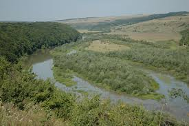Zbruch River