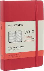 Ежедневник <b>Moleskine Classic</b> Soft Pocket 2019, датированный ...