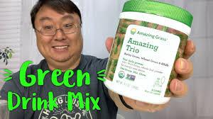 Green Drink Powder with Wheat Grass, <b>Barley</b> Grass and Alfalfa ...