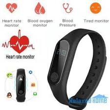 GH-Sport Health <b>Waterproof</b> IP67 Band 2 <b>M2 Smart Watch</b> | Shopee ...