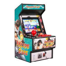 Retro <b>Mini Arcade Handheld Game</b> Console 16 Bit Game Player ...