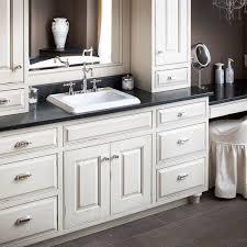 Bathroom White Vanities Bathroom Cabinets And Countertops