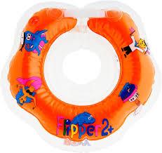 <b>ROXY</b>-<b>KIDS Круг</b> на шею для <b>купания</b> малышей Flipper 2+ ...