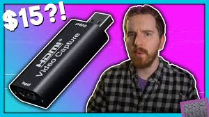 The cheapest capture card money can buy.. is actually WORTH ...