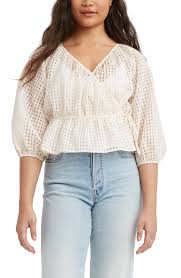 Women's <b>Levi's Delilah Wrap</b> Top – Editorialist