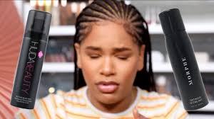 Testing <b>Huda Beauty Setting Spray</b> vs Morphe...send help - YouTube