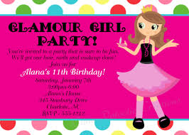 girl birthday invitation templates girl 39 s birthday invitation original birthday invitation templates given cool birthday