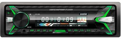 <b>Автомагнитола Digma DCR-400G</b>, Black 1 DIN - купить в ...