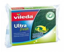 Купить <b>Губка для посуды Vileda</b> Ультра Фреш 2 шт по выгодной ...
