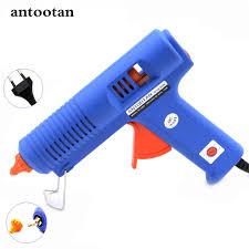 <b>110V</b> 220V <b>300W</b> EU Plug Hot Melt Glue Gun Smart <b>Temperature</b> ...