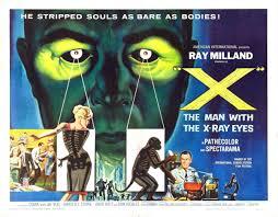 five roger corman films every horror fan should know com x the man the x ray eyes 1963