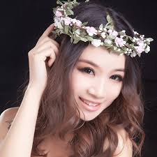 1PC Hot Sale <b>New Fashion</b> Women Lady <b>Bohemian Style</b> Wreath ...