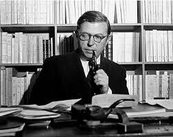 Sartre vaut bien un article dans Au fil des pages