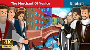 <b>The Merchant of</b> Venice Story in English | Stories for Teenagers ...