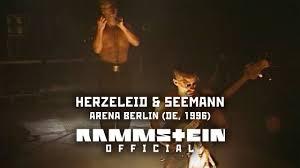 <b>Rammstein</b> - <b>Herzeleid</b> & Seemann (Arena Berlin 1996) - YouTube