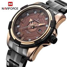<b>Men Watches</b> NAVIFORCE Top Brand <b>Mens Fashion Sport Watch</b> ...