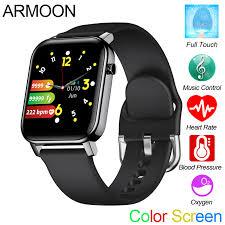 Smart <b>Watch SN87</b> 1.4 inch Full Touch Bracelet Men Women <b>Fitness</b> ...