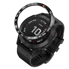 BaiHui <b>Stainless Steel Bezel</b> Ring Compatiable with Garmin Fenix ...