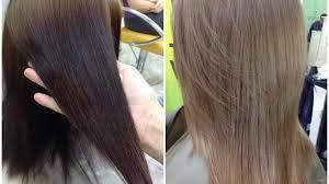 СМЫВКА ЧЕРНОГО ЦВЕТА волос // Окрашивание в натуральный ...