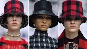 The False <b>Lashes</b> in <b>Dior's</b> Fall 2019 Show Prove the 1960s Are ...