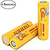 Amazon Best Sellers: Best 3.7V Batteries