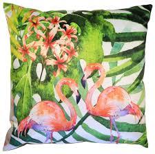 Купить <b>Подушка декоративная Gift'n'Home</b> Два фламинго ...