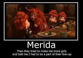 Brave- Merida by MasterOf4Elements on DeviantArt via Relatably.com