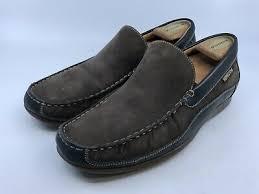 Мужские <b>Mephisto</b> коричневые и черные замшевые кожаные ...