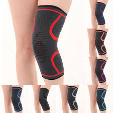 <b>1Pc</b> Compression <b>Knee</b> Brace Sleeve Support Running Gym Sports ...